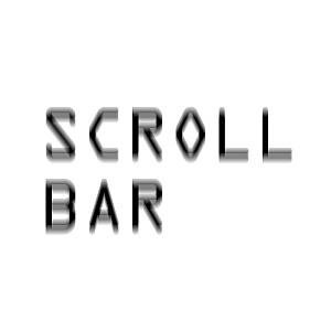 jquery.tinyscrollbar:カスタムスクロールバーを表示するJs