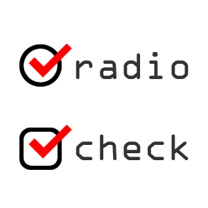 jquery.screwdefaultbuttons:ラジオボタンやチェックボックスをカスタム表示するJs