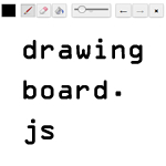 drawingboard.js:ブラウザにお絵描きボードを実装できるJs